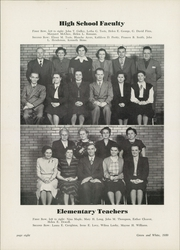 Page 12, 1950 Edition, Malvern High School - Hornet Yearbook (Malvern, OH) online yearbook collection