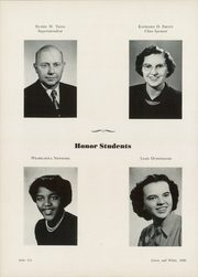 Page 14, 1950 Edition, Malvern High School - Hornet Yearbook (Malvern, OH) online yearbook collection