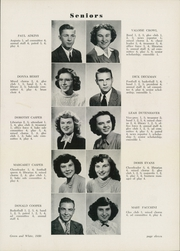 Page 15, 1950 Edition, Malvern High School - Hornet Yearbook (Malvern, OH) online yearbook collection