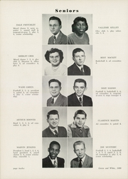 Page 16, 1950 Edition, Malvern High School - Hornet Yearbook (Malvern, OH) online yearbook collection