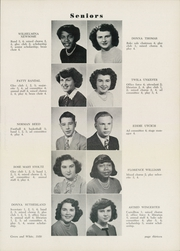 Page 17, 1950 Edition, Malvern High School - Hornet Yearbook (Malvern, OH) online yearbook collection