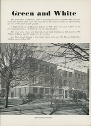 Page 5, 1950 Edition, Malvern High School - Hornet Yearbook (Malvern, OH) online yearbook collection