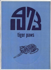 Page 1, 1973 Edition, Seneca East High School - Tiger Paws Yearbook (Attica, OH) online yearbook collection