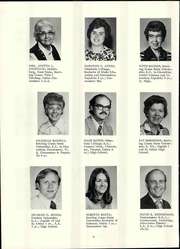 Page 12, 1973 Edition, Seneca East High School - Tiger Paws Yearbook (Attica, OH) online yearbook collection