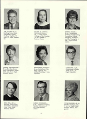 Page 17, 1973 Edition, Seneca East High School - Tiger Paws Yearbook (Attica, OH) online yearbook collection