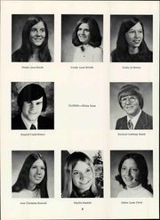 Page 10, 1974 Edition, Seneca East High School - Tiger Paws Yearbook (Attica, OH) online yearbook collection