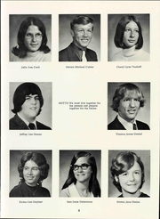 Page 11, 1974 Edition, Seneca East High School - Tiger Paws Yearbook (Attica, OH) online yearbook collection
