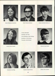 Page 14, 1974 Edition, Seneca East High School - Tiger Paws Yearbook (Attica, OH) online yearbook collection
