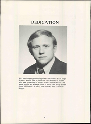 Page 4, 1974 Edition, Seneca East High School - Tiger Paws Yearbook (Attica, OH) online yearbook collection