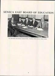 Page 6, 1974 Edition, Seneca East High School - Tiger Paws Yearbook (Attica, OH) online yearbook collection