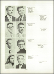 Page 12, 1959 Edition, Versailles High School - Yearbook (Versailles, OH) online yearbook collection