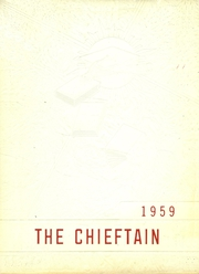 Page 1, 1959 Edition, Fairfield Township High School - Chieftain Yearbook (Hamilton, OH) online yearbook collection