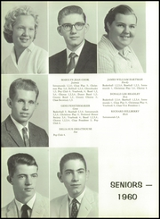 Page 14, 1960 Edition, Bristol High School - Panther Yearbook (Bristolville, OH) online yearbook collection
