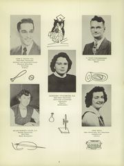 Page 12, 1951 Edition, Lucas High School - Lucannus Yearbook (Lucas, OH) online yearbook collection