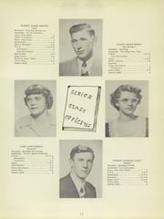 Page 17, 1951 Edition, Lucas High School - Lucannus Yearbook (Lucas, OH) online yearbook collection