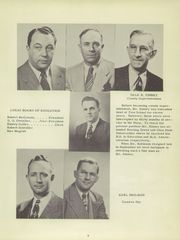 Page 9, 1951 Edition, Lucas High School - Lucannus Yearbook (Lucas, OH) online yearbook collection
