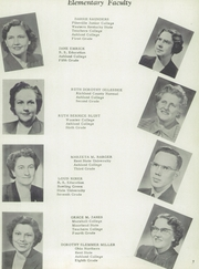 Page 11, 1952 Edition, Lucas High School - Lucannus Yearbook (Lucas, OH) online yearbook collection