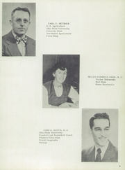 Page 13, 1952 Edition, Lucas High School - Lucannus Yearbook (Lucas, OH) online yearbook collection
