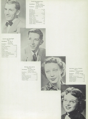 Page 17, 1952 Edition, Lucas High School - Lucannus Yearbook (Lucas, OH) online yearbook collection