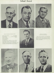 Page 9, 1952 Edition, Lucas High School - Lucannus Yearbook (Lucas, OH) online yearbook collection