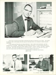 Page 11, 1962 Edition, Crestview High School - Cavalier Yearbook (Convoy, OH) online yearbook collection