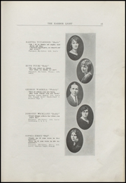 Page 17, 1925 Edition, Fairport Harding High School - Harbor Light Yearbook (Fairport Harbor, OH) online yearbook collection