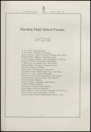 Page 11, 1928 Edition, Fairport Harding High School - Harbor Light Yearbook (Fairport Harbor, OH) online yearbook collection