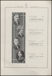 Page 16, 1928 Edition, Fairport Harding High School - Harbor Light Yearbook (Fairport Harbor, OH) online yearbook collection
