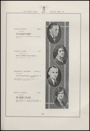 Page 17, 1928 Edition, Fairport Harding High School - Harbor Light Yearbook (Fairport Harbor, OH) online yearbook collection