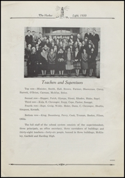 Page 11, 1930 Edition, Fairport Harding High School - Harbor Light Yearbook (Fairport Harbor, OH) online yearbook collection