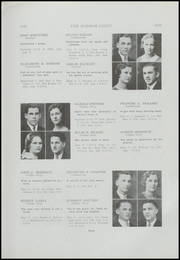 Page 13, 1933 Edition, Fairport Harding High School - Harbor Light Yearbook (Fairport Harbor, OH) online yearbook collection