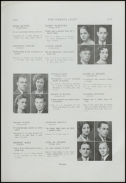 Page 17, 1933 Edition, Fairport Harding High School - Harbor Light Yearbook (Fairport Harbor, OH) online yearbook collection
