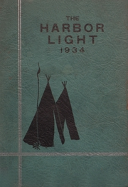 Page 1, 1934 Edition, Fairport Harding High School - Harbor Light Yearbook (Fairport Harbor, OH) online yearbook collection