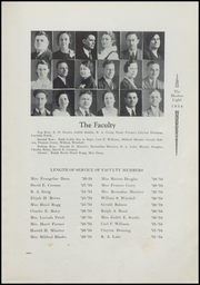 Page 13, 1934 Edition, Fairport Harding High School - Harbor Light Yearbook (Fairport Harbor, OH) online yearbook collection