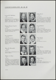 Page 13, 1936 Edition, Fairport Harding High School - Harbor Light Yearbook (Fairport Harbor, OH) online yearbook collection