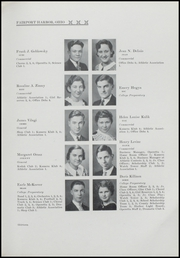Page 15, 1936 Edition, Fairport Harding High School - Harbor Light Yearbook (Fairport Harbor, OH) online yearbook collection