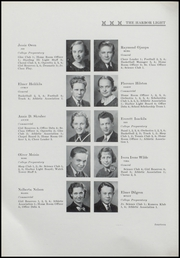 Page 16, 1936 Edition, Fairport Harding High School - Harbor Light Yearbook (Fairport Harbor, OH) online yearbook collection