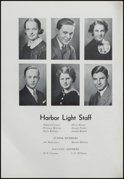 Page 4, 1936 Edition, Fairport Harding High School - Harbor Light Yearbook (Fairport Harbor, OH) online yearbook collection