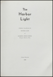Page 5, 1936 Edition, Fairport Harding High School - Harbor Light Yearbook (Fairport Harbor, OH) online yearbook collection