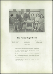 Page 8, 1940 Edition, Fairport Harding High School - Harbor Light Yearbook (Fairport Harbor, OH) online yearbook collection