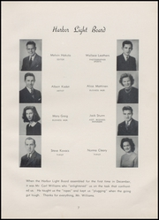Page 11, 1943 Edition, Fairport Harding High School - Harbor Light Yearbook (Fairport Harbor, OH) online yearbook collection