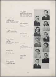Page 16, 1943 Edition, Fairport Harding High School - Harbor Light Yearbook (Fairport Harbor, OH) online yearbook collection