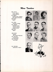 Page 13, 1957 Edition, Fairport Harding High School - Harbor Light Yearbook (Fairport Harbor, OH) online yearbook collection