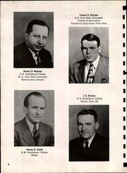 Page 10, 1947 Edition, Hopewell Loudon High School - Scarlet and Grey Yearbook (Bascom, OH) online yearbook collection
