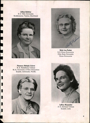Page 11, 1947 Edition, Hopewell Loudon High School - Scarlet and Grey Yearbook (Bascom, OH) online yearbook collection