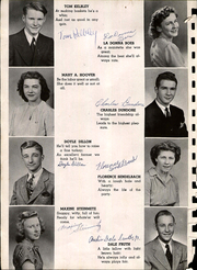Page 16, 1947 Edition, Hopewell Loudon High School - Scarlet and Grey Yearbook (Bascom, OH) online yearbook collection