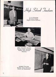 Page 12, 1953 Edition, Hopewell Loudon High School - Scarlet and Grey Yearbook (Bascom, OH) online yearbook collection