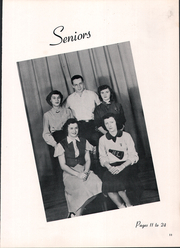 Page 15, 1953 Edition, Hopewell Loudon High School - Scarlet and Grey Yearbook (Bascom, OH) online yearbook collection