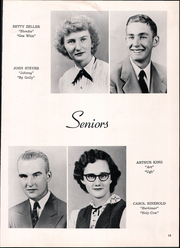 Page 17, 1953 Edition, Hopewell Loudon High School - Scarlet and Grey Yearbook (Bascom, OH) online yearbook collection