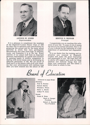 Page 8, 1953 Edition, Hopewell Loudon High School - Scarlet and Grey Yearbook (Bascom, OH) online yearbook collection